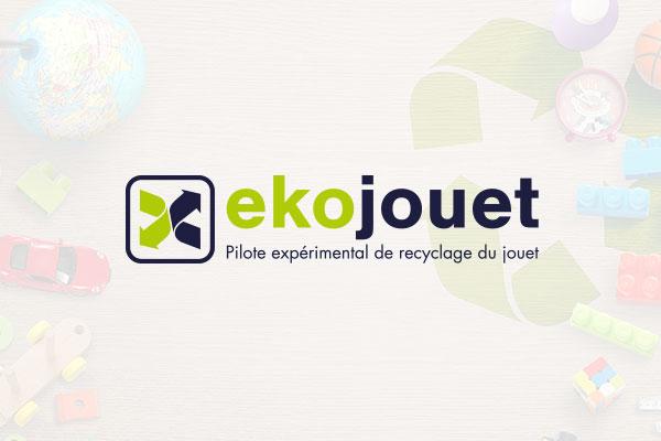 projet ekojouet, création de logo, création de site internet, création flyer, création rollup