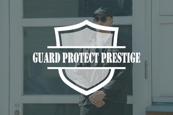 Logo Guard Protect Prestige