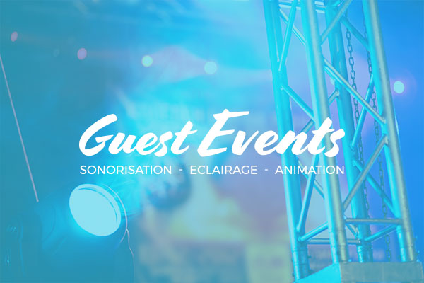 Logo Guest Events