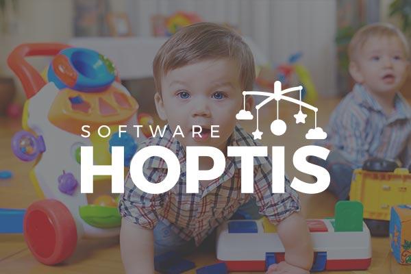 Logo Hoptis Softare