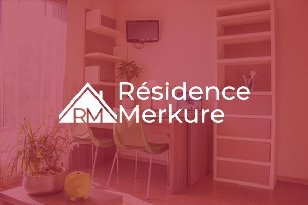 Logo Résidence Merkure