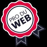 badge Globellie, les pros du web, création de site internet