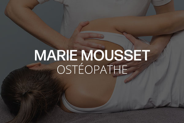 création de site internet à Lausanne, création de site internet ostéopathe Marie Mousset