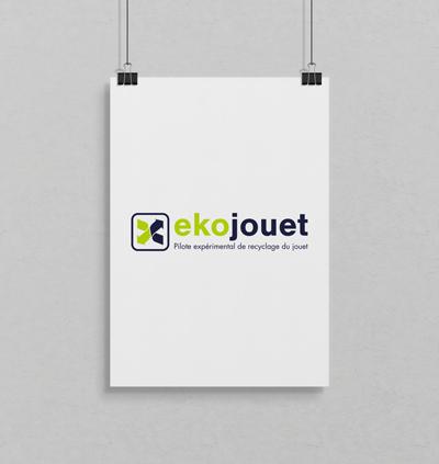 Création de logo Ekojouet