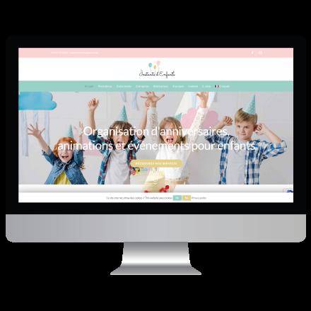 création de site internet, vitrine et ecommerce