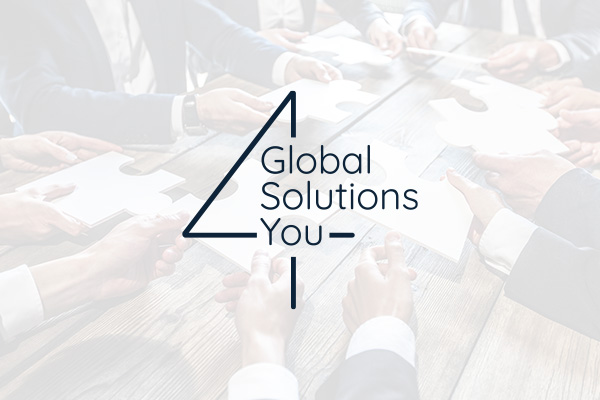 Création de logo pour Global Solutions 4 you
